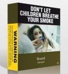 Campagna antifumo Australia, le immagini shock su pacchetti di sigarette anonimi funzionano – Fonte foto: myblog.it